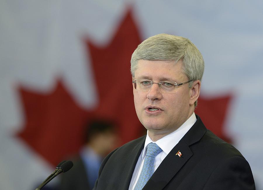 Stephen Harper - Prime Minister of Canada
