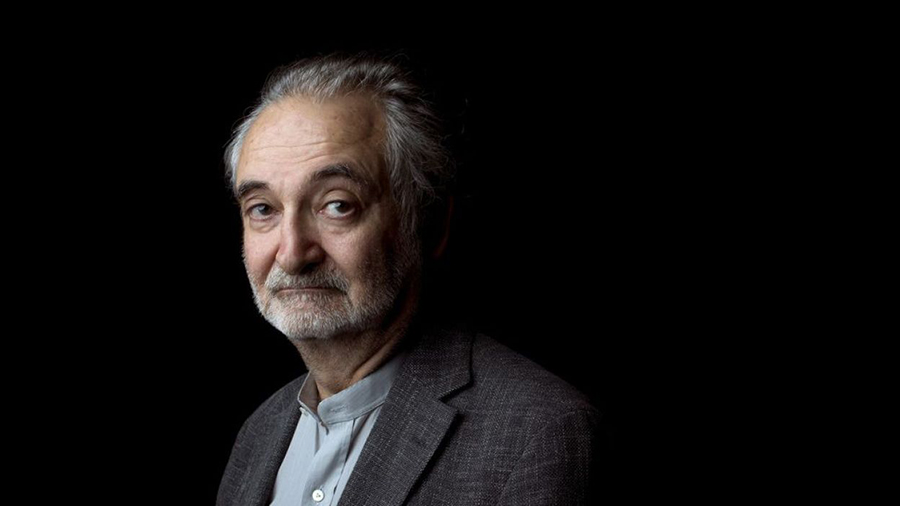 Jacques Attali by Fred Dufour