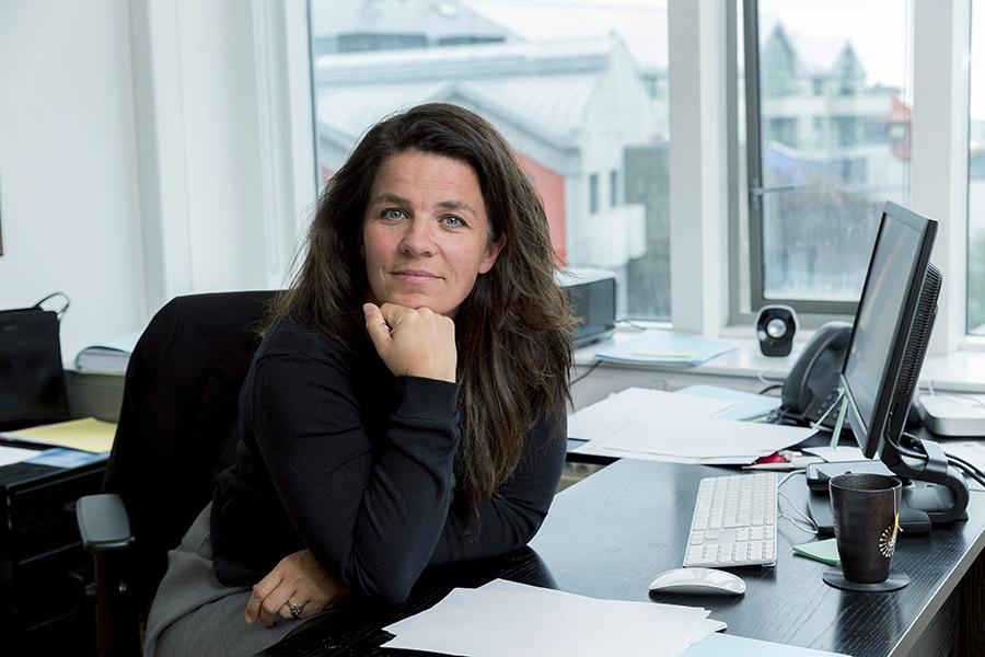 Helga Vala Helgadóttir
