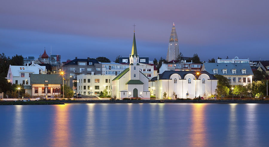 Asylum request in Iceland