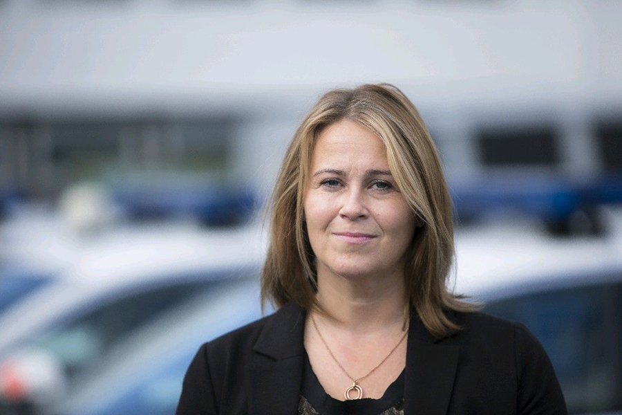 Asylum request in Iceland