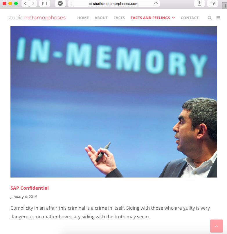 SAP Confidential